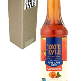 Tate and Lyle Sugars Fairtrade Cinnamon Bun Coffee Syrup 750 ml