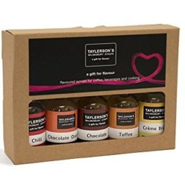 Taylerson's Coffee Lovers Syrups Taster Set taylersons coffee lovers syrups taster set 270x270