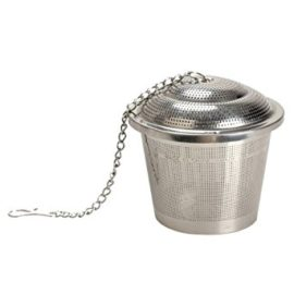 Vktech Diam 4.5cm Tea Mesh Stainless Steel Herbal Ball Infuser Tea Strainer