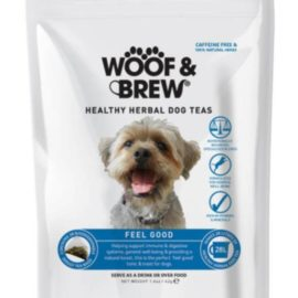 WOOF&BREW Herbal Dog Tea