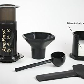 Aerobie AeroPress Coffee Maker – Parent aerobie aeropress coffee maker parent 270x270