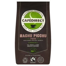 Cafe Direct Organic Machu Picchu Fairtrade