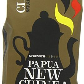 Clipper Organic Fairtrade Papua New Guinea Roast and Ground Arabica Coffee 227 g (Pack of 4)