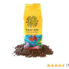 Planet Java Fairtrade Organic Coffee Beans 1kg
