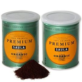 Premium Organic Ground Coffee – 100% Arabica Spanish Espresso Blend from Award Winning Café Saula 500g (2x 250g) premium organic ground coffee 100 arabica spanish espresso blend from award winning cafe saula 500g 2x 250g 270x270