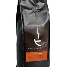 Spiller & Tait Barista Blend Coffee Beans 1kg Bag – Fresh Roasted – Suitable for all Coffee Machines