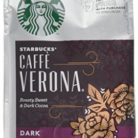 Starbucks Verona Blend Ground Coffee 200 g (Pack of 6) starbucks verona blend ground coffee 200 g pack of 6 270x270
