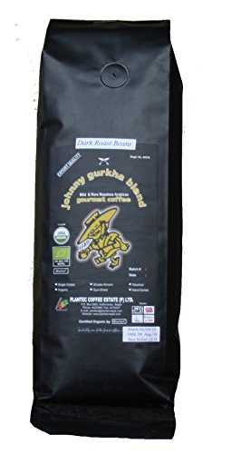 100% Arabica Gourmet Organic Ground Coffee Medium Dark Roast - Johnny Gurkha Blend (500 g)  100% Arabica Gourmet Organic Ground Coffee Medium Dark Roast – Johnny Gurkha Blend (500 g) 100 arabica gourmet organic ground coffee medium dark roast johnny gurkha blend 500 g
