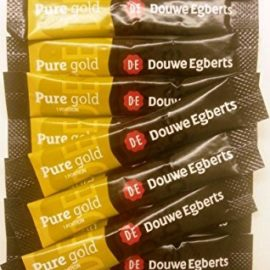 25 x Douwe Egberts Pure Gold 1 Cup Coffee Sachets