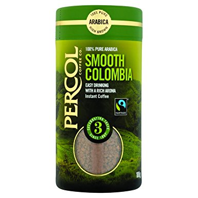 Percol Instant Coffee (Pack of 6) percol instant coffee pack of 6