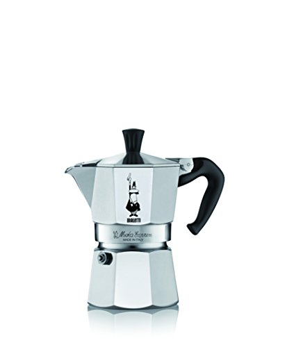 , Bialetti Moka Express Espresso Maker, 1 Cup, Best Coffee Maker, Best Coffee Maker