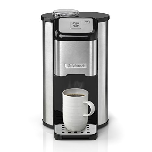 , Cuisinart DGB1U One Cup Grind and Brew Coffee Maker, Best Coffee Maker, Best Coffee Maker